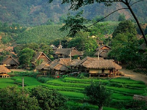 Mai Chau - Thung Nai