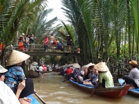 My Tho - Can Tho - Chau Doc