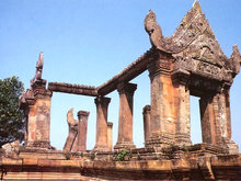 World Heritage Sites in Cambodia