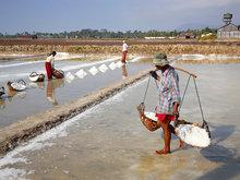 Kampot Salt Product