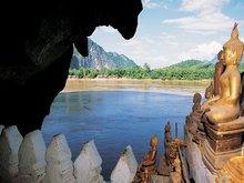 Pak Ou Caves - Kuang Si Falls