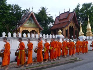 Luang Prabang Departure (B)