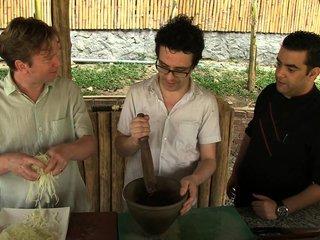 Luang Prabang Cooking Class (B, L)