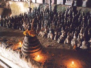 Luang Prabang – Pak Ou Caves (B, L)