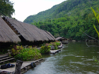 River Kwai Jungle Raft