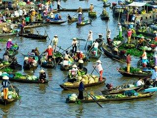 Siem Reap - Phnom Penh - Saigon