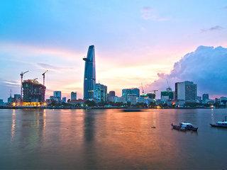 Ho Chi Minh Arrival (B, L)