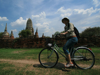 Ayutthaya Cycling Tour