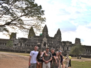 Family Travel to Vietnam - Cambodia