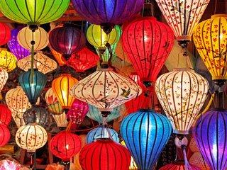 Hoian Ancient Town-Lantern Making Tour 1 Day