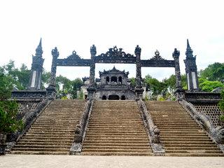 Halong – Hanoi – Hue (B, L)