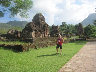 Hoi An Walking Tour – My Son Sanctuary (B, L)
