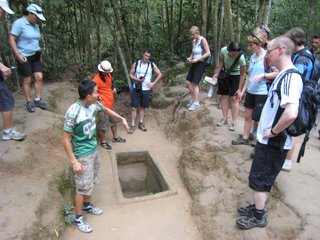 Ho Chi Minh – Cao Dai Temple – Cu Chi Tunnels (B, L)