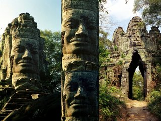 Phnompenh – Siem Reap (B, D)