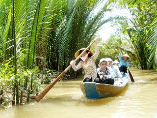 Ho Chi Minh – Mekong Delta (B, L)