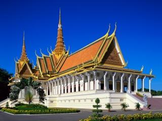 Family Holiday in Cambodia