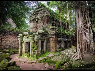 Angkor Family Holiday