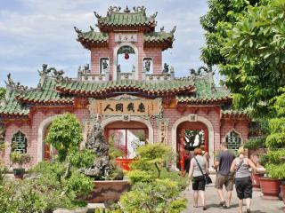 Saigon- Danang - Hoian ½ Day Tour (B, L)