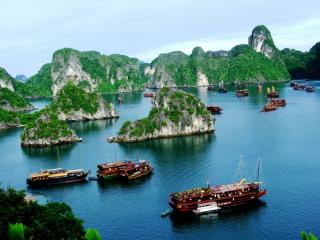 Hanoi – Halong Bay (B, L, D)