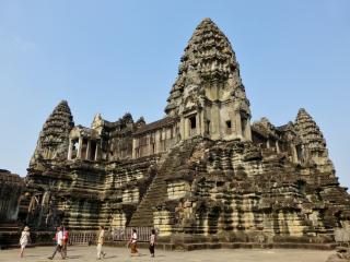 Angkor Wat Temples (B, L, D)