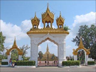 Vientiane Departure (B)