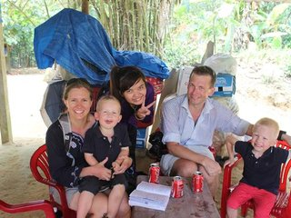 Family Holiday in Vietnam