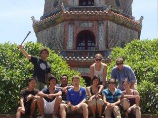 Vietnam School Trip with Charity