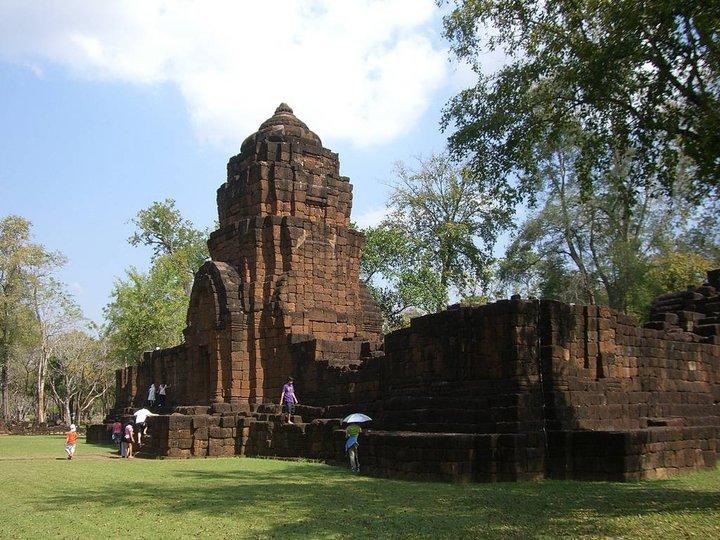 Prasat Muang Singh Historical Park  Kanchanaburi ...