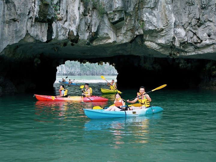 Luon Cave