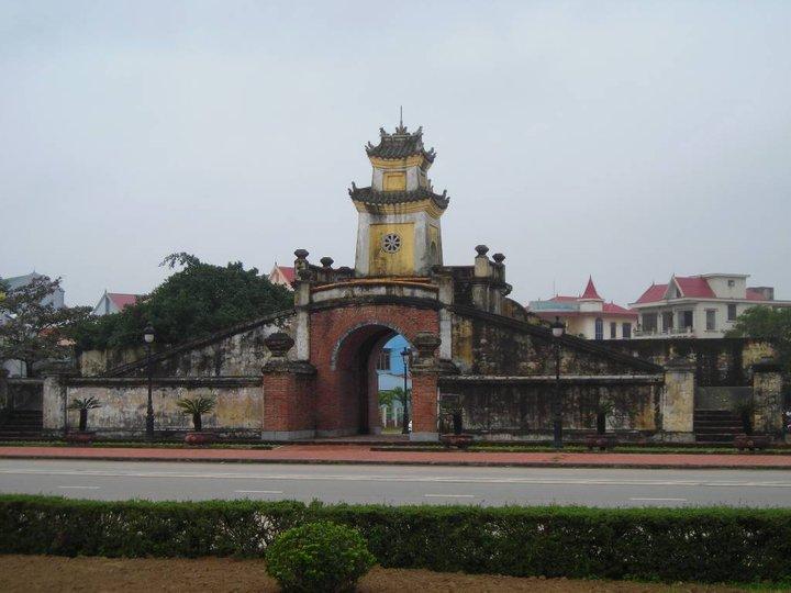 Dong Hoi Citadel