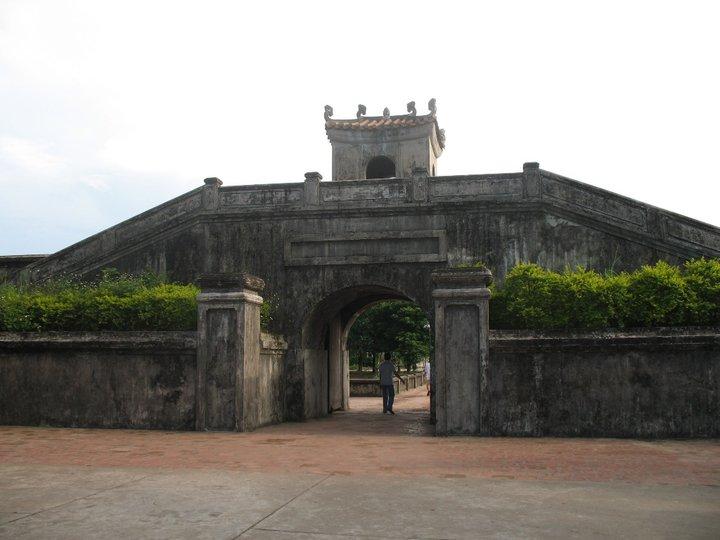Quang Tri Ancient Citadel
