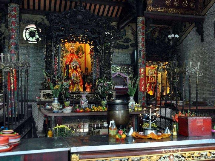 Thien Hau Pagoda