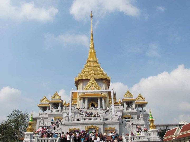 Temple of the Golden Buddha
