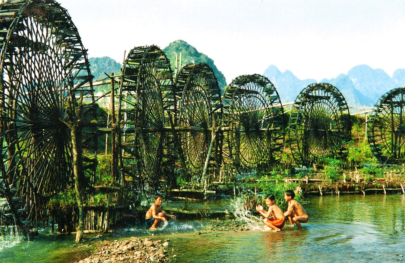 Pu Luong Nature Reserve Mai Chau Attractions Viet