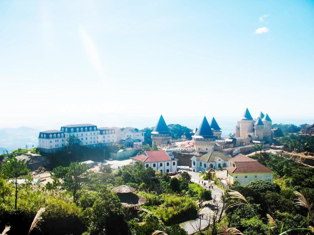 Ba Na Hill Danang Attractions Viet Holiday Travel