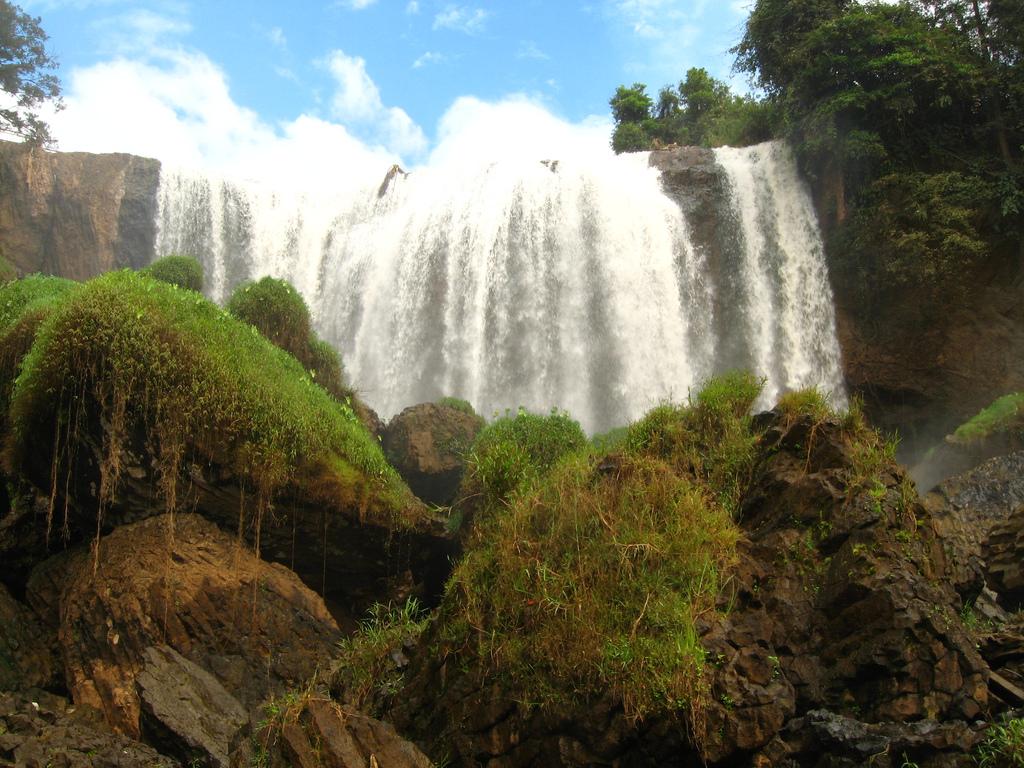 Elephant Waterfall Da Lat Attractions Viet Holiday Travel