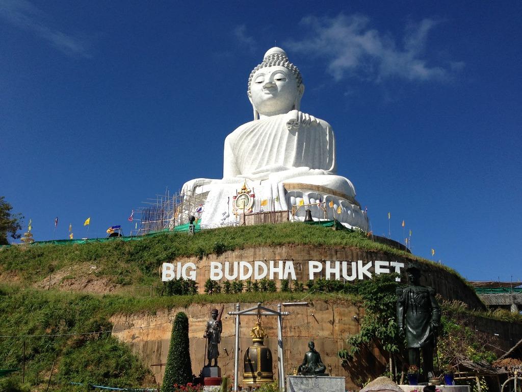 Phuket Big Buddha Phuket Attractions Viet Holiday Travel