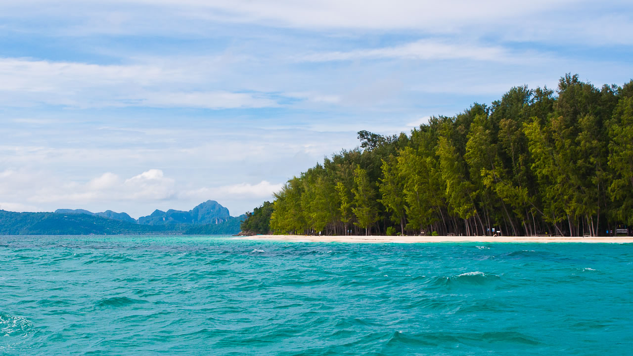Bamboo Island Koh Phi Phi Attractions Viet Holiday Travel