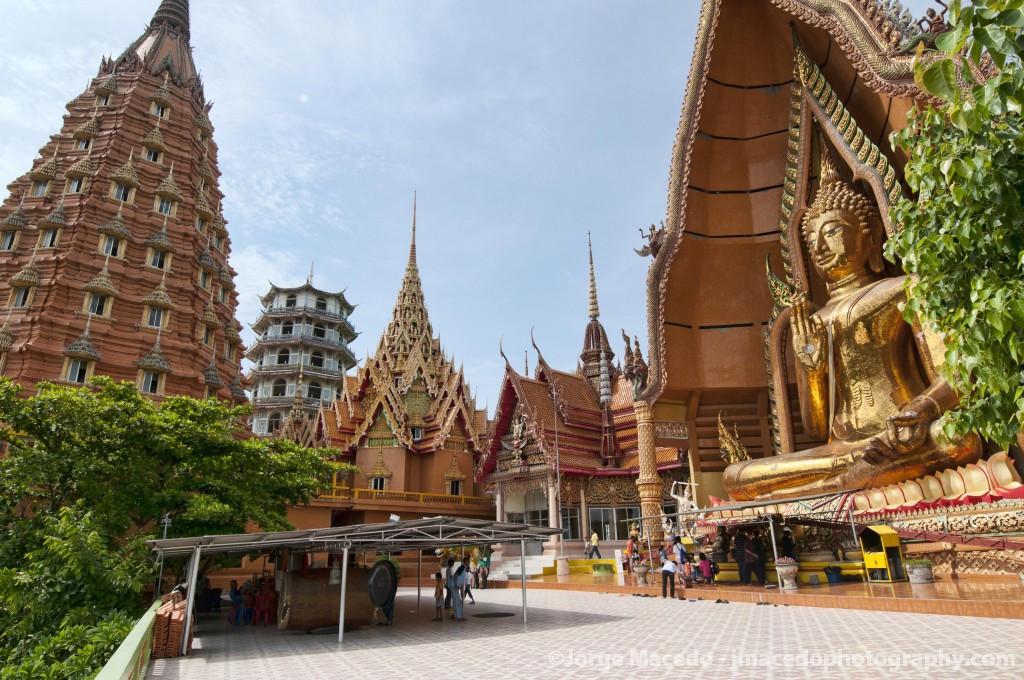 Wat Tham Sua Kanchanaburi Attractions Viet Holiday Travel