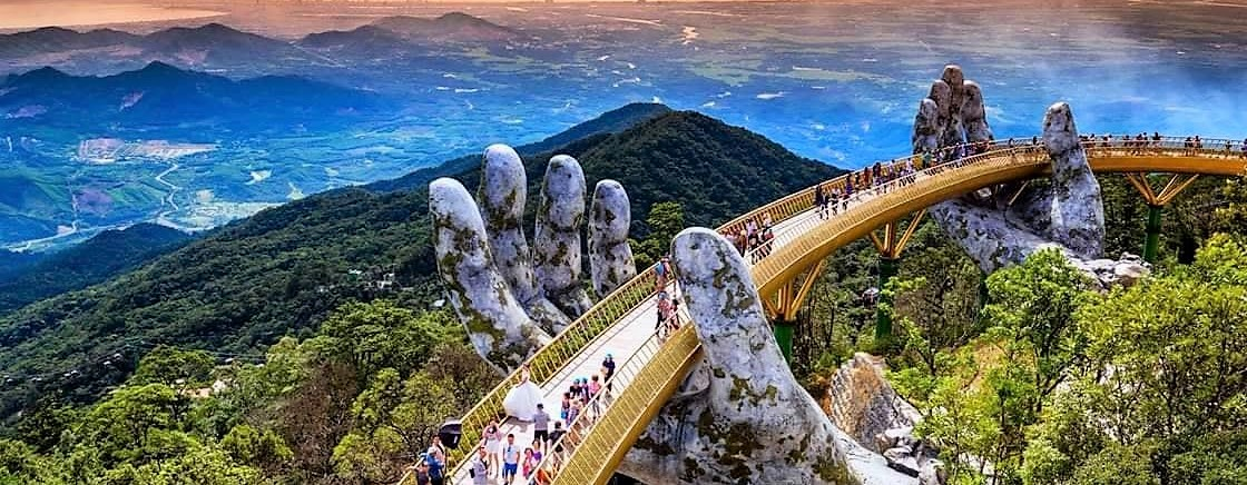 Golden Hand Bridge