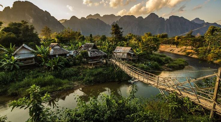 Laos Adventure Tours